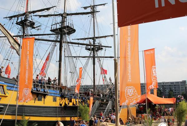 ING Zeehelden Eiland Sail 2015
